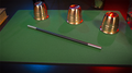 Standard Close-Up Pad 16X23 (Green) by Murphy's Magic Supplies - Trick