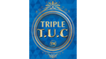 Triple TUC (D0190) Walking Liberty Silver Half Dollar Gimmicks and Online Instructions by Tango - Trick