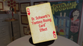 Dr. Schwartz's Fantasy Rising Card - Trick