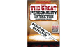 The Great Personality Detector Paddle  by MagicWorld and Ian White - Trick