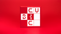 Cubic (Gimmicks and Online Instructions) by Francis Menotti - Trick