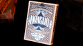 Intaglio Blue Playing Cards by Jackson Robinson