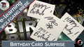 Birthday Card Surprise by Wolfgang Riebe video DOWNLOAD