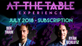 At The Table July 2018 Subscription video DOWNLOAD