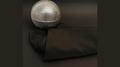 Silk for Zombie Ball PRO (Black) by Bazar de Magia - Trick