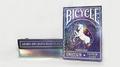 Bicycle Rainbow Gilded Unicorn Playing Cards