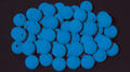 Noses 1.5 inch (Blue) Bag of 50 from Magic by Gosh