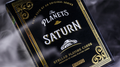 The Planets: Saturn Playing Cards
