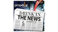 Drink'in the News by PropDog - Trick