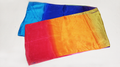 Multicolored Silk Streamer 12 inch by 15 ft from Magic by Gosh