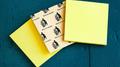 Sven Notes - 3 Sticky Notes SvenPads® - Trick