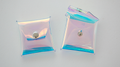 Square Coin Case (Aurora) by Gentle Magic - Trick