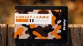 Sunset Camo Playing Cards by Riffle Shuffle