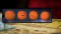 "Perfect Manipulation Balls (2"" Orange) by Bond Lee - Trick"