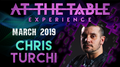 At The Table Live Lecture - Chris Turchi March 20th 2019 video DOWNLOAD