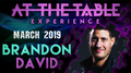 At The Table Live Lecture Brandon David March 6th 2019 video DOWNLOAD