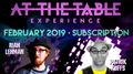 At The Table February 2019 Subscription video DOWNLOAD