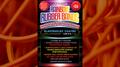 Joe Rindfleisch's SIZE 16 Rainbow Rubber Bands (Daniel Garcia - Orange Pack  ) by Joe Rindfleisch - Trick