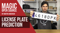 LICENSE PLATE PREDICTION - JAPAN (Gimmicks and Online Instructions) by Martin Andersen - Trick