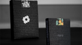 Limited Edition Black Flora Playing Cards by Paul Robaia