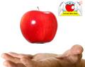 Floating Apple Prop - 1 Apple Box - By Steve Fearson