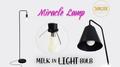 Miracle Lamp Milk in Light Bulb with Remote STAGE by Sorcier Magic - Trick