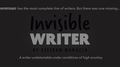 Invisible Writer (Grease Lead) by Vernet - Trick