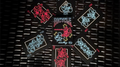Mickey Mouse Neon Playing Cards