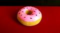 Sponge Pink Doughnut (Sprinkles) by Alexander May - Trick