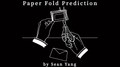 Paper Fold Prediction by Sean Yang - Trick