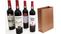 Wine Bottles From Paper Bag (4 Bottles) by Tora Magic - Trick
