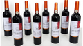 Multiplying Wine Bottles (8/ORANGE) by Tora Magic - Trick