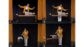 SUPER LEVITATION WITH 360 ROTATION by Tora Magic - Trick