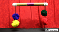 Super Pom Pom Stick (Glitter) by Mr. Magic - Trick