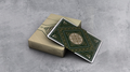 Limited Edition Theos Playing Cards (Green)