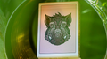 Wild Reserve: Pink Boar Playing Cards by Bill Davis Magic