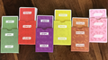 Limited Edition Flavors Playing Cards - Lemons