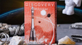 Discovery Final Frontier (Red) Playing Cards by Elephant Playing Cards