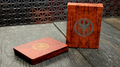 FIBER BOARDS Cardistry Trainers (Tigers Eye) by Magic Encarta - Trick