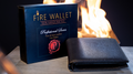 The Professional's Fire Wallet (Gimmick and Online Instructions) by Murphy's Magic Supplies Inc.  - Trick