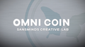 Limited Edition Omni Coin UK version (DVD and Gimmicks) by SansMinds Creative Lab - Trick