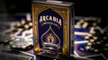 Pride of Peacocks Playing Cards by Arcadia Playing Cards