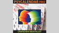 PSYCALENDAR PRO by Unknown Mentalist - Trick
