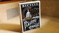 Bicycle Capitol (Navy Blue) Playing Cards by US Playing Card