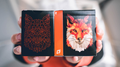 Fox Playing Cards by Riffle Shuffle