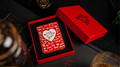 My Love Playing Card (Numbered Seals) by TCC Presents