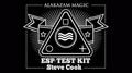 ESP Test Kit (Gimmicks and Online Instructions) by Steve Cook - Trick