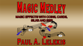 MAGIC MEDLEY by Paul A. Lelekis Mixed Media DOWNLOAD