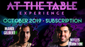 At The Table October 2019 Subscription video DOWNLOAD