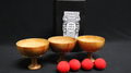 India Cups and Balls by Zanders Magical Apparatus - Trick